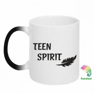 Kubek-kameleon Teen spirit