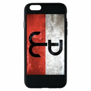 Phone case for iPhone 6/6S Tekstura Kotwica