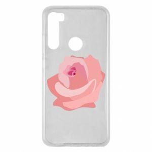 Etui na Xiaomi Redmi Note 8 Tender rose