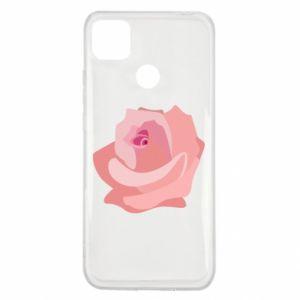 Etui na Xiaomi Redmi 9c Tender rose