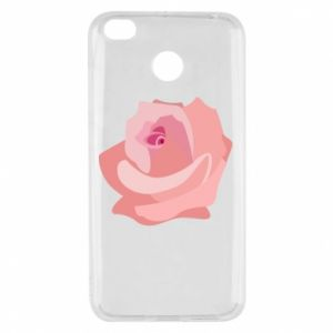 Etui na Xiaomi Redmi 4X Tender rose