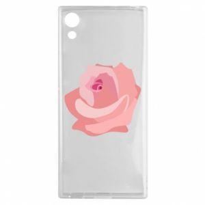 Etui na Sony Xperia XA1 Tender rose