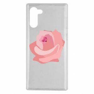 Etui na Samsung Note 10 Tender rose