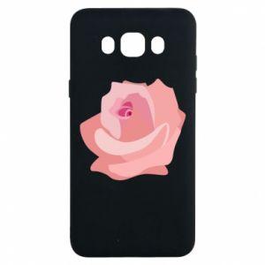 Etui na Samsung J7 2016 Tender rose