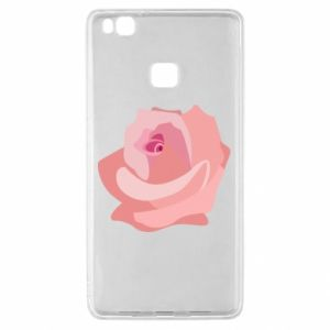Etui na Huawei P9 Lite Tender rose