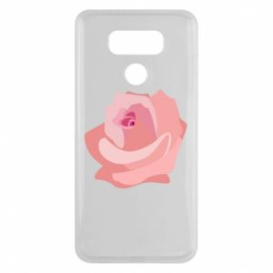 Etui na LG G6 Tender rose