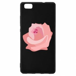 Etui na Huawei P 8 Lite Tender rose