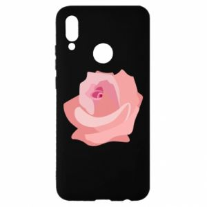 Etui na Huawei P Smart 2019 Tender rose