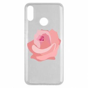 Etui na Huawei Y9 2019 Tender rose