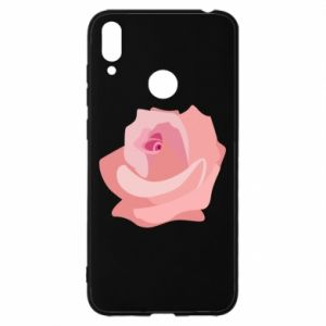 Etui na Huawei Y7 2019 Tender rose