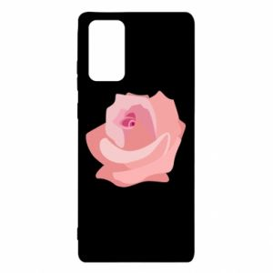 Etui na Samsung Note 20 Tender rose