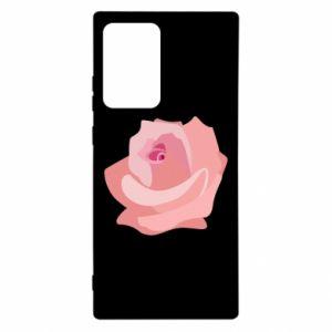 Etui na Samsung Note 20 Ultra Tender rose