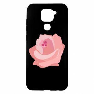 Etui na Xiaomi Redmi Note 9/Redmi 10X Tender rose