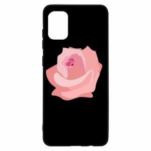 Etui na Samsung A31 Tender rose