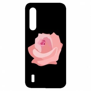 Etui na Xiaomi Mi9 Lite Tender rose