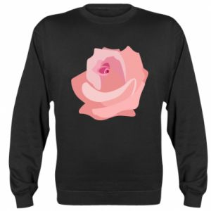 Bluza (raglan) Tender rose