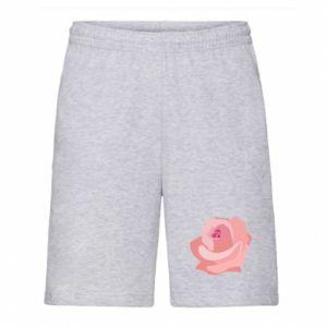 Męskie szorty Tender rose