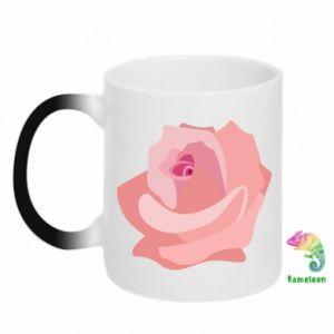 Kubek-kameleon Tender rose