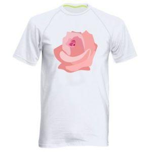 Koszulka sportowa męska Tender rose