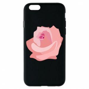 Etui na iPhone 6/6S Tender rose
