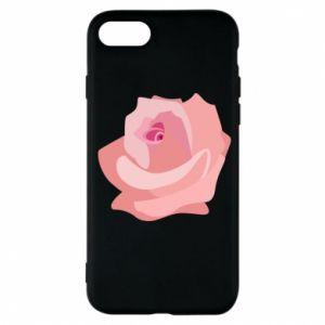 Etui na iPhone 7 Tender rose