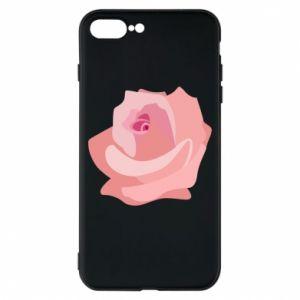 Etui na iPhone 8 Plus Tender rose