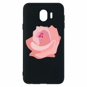 Etui na Samsung J4 Tender rose