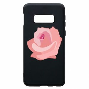 Etui na Samsung S10e Tender rose