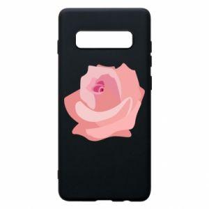 Etui na Samsung S10+ Tender rose
