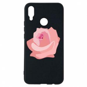Etui na Huawei P Smart Plus Tender rose