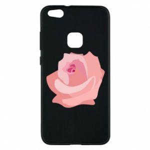 Etui na Huawei P10 Lite Tender rose