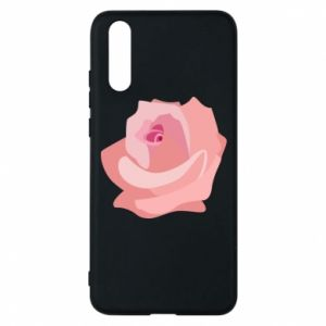 Etui na Huawei P20 Tender rose