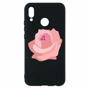 Etui na Huawei P20 Lite Tender rose