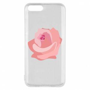 Etui na Xiaomi Mi6 Tender rose