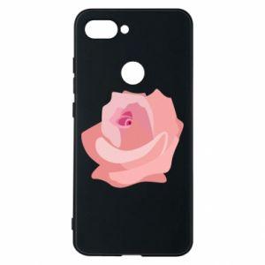 Etui na Xiaomi Mi8 Lite Tender rose