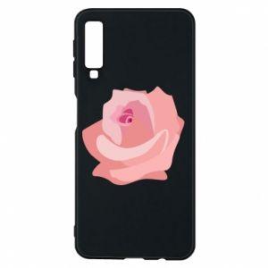 Etui na Samsung A7 2018 Tender rose