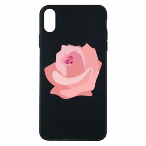 Etui na iPhone Xs Max Tender rose