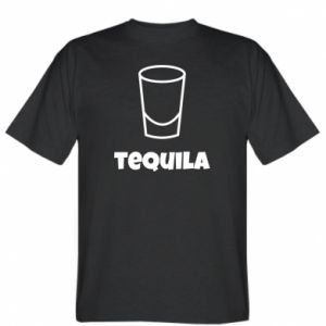 T-shirt Tequila for lime