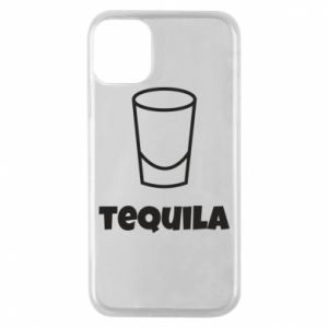 Phone case for iPhone 11 Pro Tequila for lime