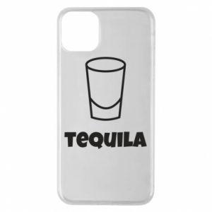 Phone case for iPhone 11 Pro Max Tequila for lime