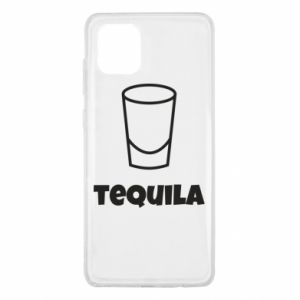 Etui na Samsung Note 10 Lite Tequila for lime