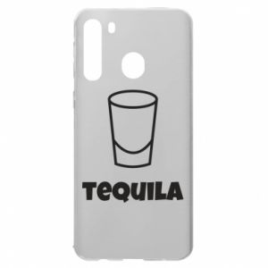 Etui na Samsung A21 Tequila for lime