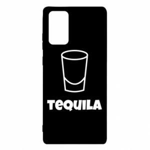 Etui na Samsung Note 20 Tequila for lime