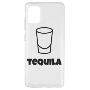 Etui na Samsung A51 Tequila for lime