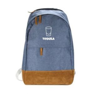 Urban backpack Tequila for lime