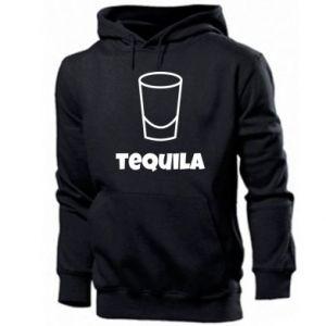 Men's hoodie Tequila for lime - PrintSalon