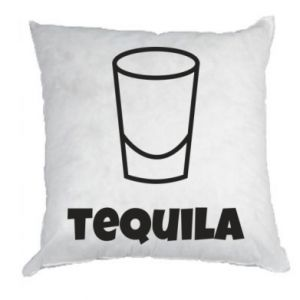 Pillow Tequila for lime