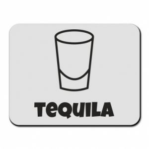 Mouse pad Tequila for lime