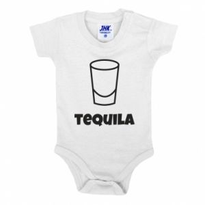 Baby bodysuit Tequila for lime