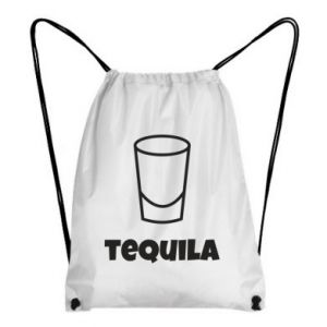 Backpack-bag Tequila for lime